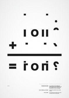 10 - karl tobias heselius — graphic designer #blackwhite #irony #poster