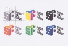 Joseph Walsh #salford #logo #foundry #joseph #type #walsh #typography