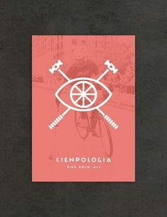 Design;Defined | www.designdefined.co.uk #poster #bike #branding