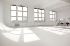 For the Record #interior #white #design #space #studio #room
