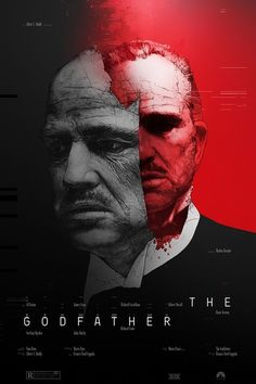 The Godfather #movie #godfather #design #graphic #the #poster