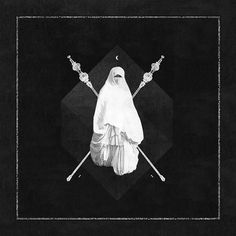 "YOUNG MAGIC 7"" II - Leif Podhajsky #young #cross #black #magic #middle #east"