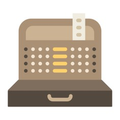 See more icon inspiration related to money, cashier, supermarket, tool, machine, commercial, commerce, business and tools on Flaticon.