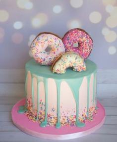 9+ of the Best Homemade Birthday Cake Ideas - cakes