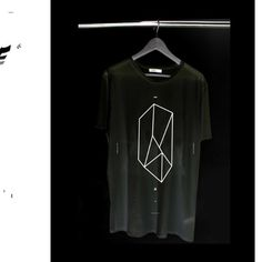 t shirt for SS/13 DamageGallerySummer Shadows Collectionx #clothing #design #tshirt #black #shirt #la #art #usa