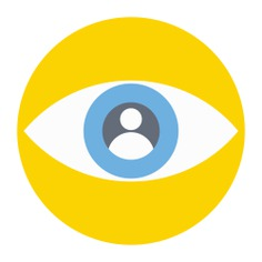 See more icon inspiration related to eye, view, user, visibility, marketing, visible and interface on Flaticon.