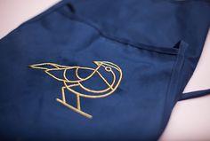 Ashlee Renee by Mast #apron #logo