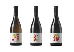 Vinos de Canarias on Behance #wine #bottle