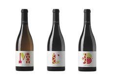 Vinos de Canarias on Behance #wine #bottle