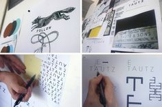 E. Tautz | Moving Brands - a global branding company #sketches #identity #concepts