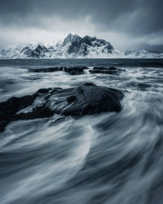Wonderful Landscapes of The Lofoten Islands by Kim Jenssen