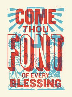 Come Thou Font #illustration #graphic #drawing #art