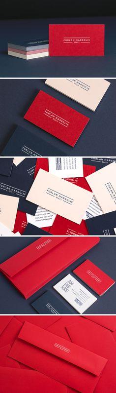 Furlan Margolis Brand Identity - One Plus One Design #Brand #Identity #BrandIdentity #Branding