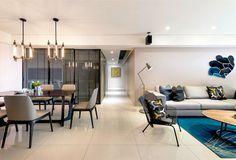 Modern Urban Dwelling by White Interior Design -  #decor,  #interior,  #homedecor,  #interiordesign