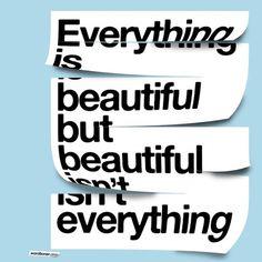 Beautiful Art Print by Wordboner | Society6