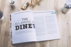 pazmartinezcapuz_bread9 #spread #americandiner #editorial #magazine