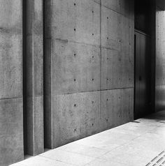 there are no new messages | Flickr - Photo Sharing! #film #white #concrete #tadao #ando #black #photography #architecture #minimal #and