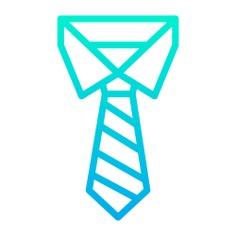 See more icon inspiration related to tie, suit, dress code, elegant and fashion on Flaticon.