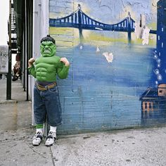 Art Sponge I Inspirational Visual Art #hulk #halloween #stein #photography #harlem #portrait #amy
