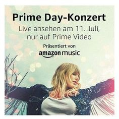 #primeday #prime #taylorswift #tayloralisonswift #ts7 #taylorswiftconcert #excited #Lover #primedayconcert