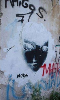 Lifo Team - ΑΡΗΣ ΔΗΜΟΚΙΔΗΣ - Το απίστευτο αρνητικό γκραφιτι των Εξαρχείων (και μια απίθΠ#negative #graffiti