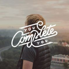 Beautiful Lettered Quotes by Mister Doodle #lettering