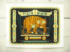 Image of Tiger Brand #boy #frost #the