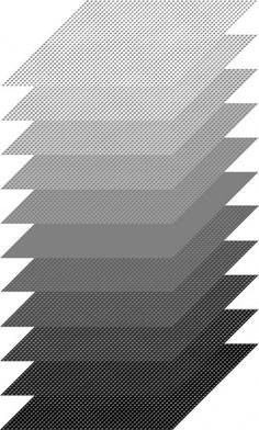 Buamai - REPROGRAPHIC / FUTURISTIC #black #gradient
