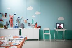 Donna Wilson #shop #interior #toys