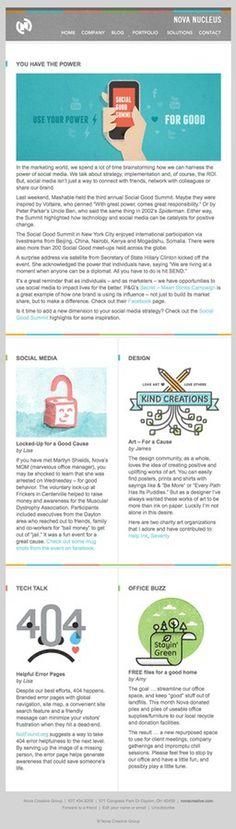 Nova-newsletter #nova #newsletter