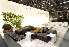 Living Divani at imm Cologne 2016 - #design, #furniture, #modernfurniture, #sofa, #seat,
