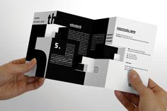 5. Budapest Architecture Film Festival Brochure on Behance #fff