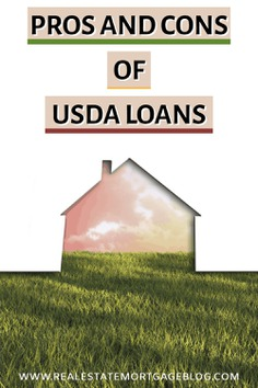 Pros and Cons of The USDA Rural Housing Mortgage