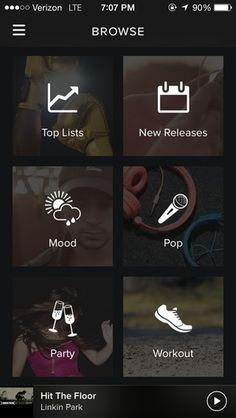 Spotify #ios