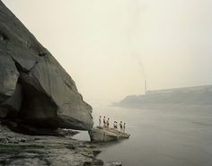 Nadav Kander - Photography of China #photography