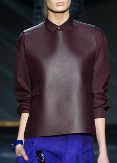 Tod's f/w 2014 #fashion #runway #fall #2014