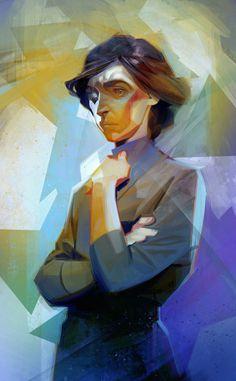 Dishonored 2 Portraits