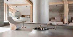 CHALET LA TRANSHUMANCE | feel desain #interior #design #wood #transhumance #la #architecture #chalet