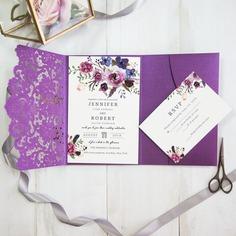 Royal Wedding Invitations Designs