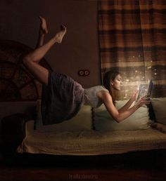 Photo Manipulations by Anka Zhuravleva