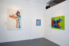 Tim Biskup « PICDIT #painting #artist #art #gallery