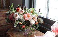 Flowers for Alex Mc Arthur's home #interiors #flowers