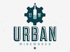 Dribbble - UW i know i know, still? by Scott Hill #logo #oklahoma #branding #foundry