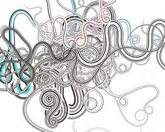 MBSysCD06-106057 0000-large | Flickr - Photo Sharing! #abstract #fat #generative #line #marius #watz