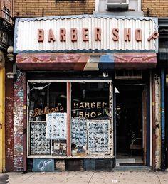 I vecchi negozi di New York negozi_nyc05 – Il Post #new #shop #york #typography