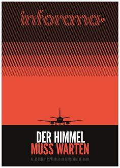 Inforama #3. Der Himmel muss warten. Alles über Verspätungen im deutschen Luftraum // Kommt Anfang Juni