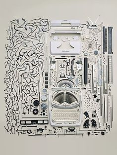 FFFFOUND! | Old_Typewritter.jpg (Image JPEG, 901x1200 pixels) #photography