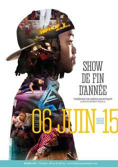 Hip Hop Poster Design