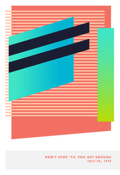 James Kirkup Forage Press Series #jones #forage #design #quincy #publication #jackson #press #james #release #series #gradient #poster #music #colour #kirkup #michael