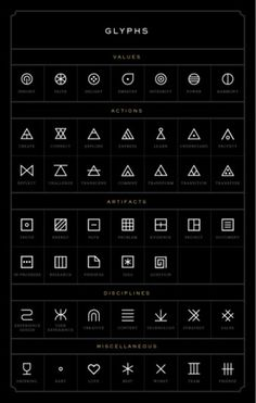 Cavalier #graph #design #table #glyph
